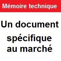 memoire technique